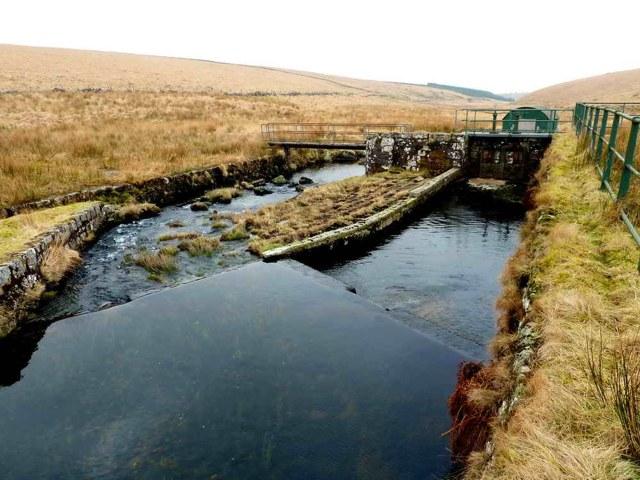 Cowsic Weir